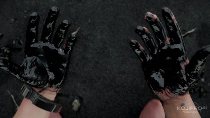 ... comme un assassin aurait du sang sur les mains