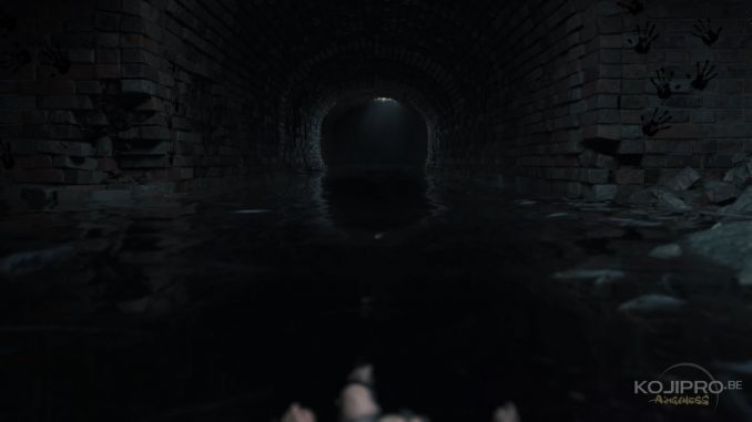 Des traces de mains tapissent les murs (Trailer #2)