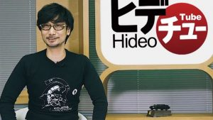 Le premier épisode du HideoTube disponible, la nouvelle émission de Kojima Productions