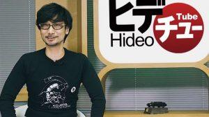 Le premier épisode du HideoTube disponible, la nouvelle émission de Kojima Productions