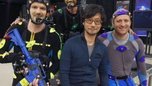 Tour du monde de Kojima Productions à la recherche des dernières technologies