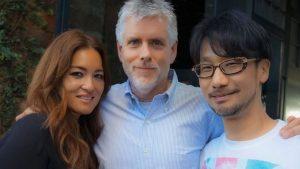 Hideo Kojima au service de la VR avec Kimberly et Kyle Cooper chez Prologue Immersive