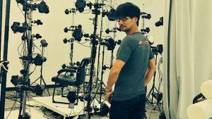 Hideo Kojima de retour en studio 3D scanning, destination le Canada