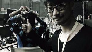 Hideo Kojima de retour sur le terrain en séances de Pcap