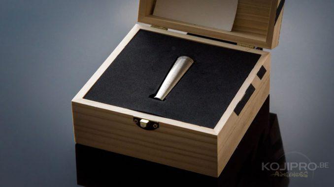 Cette boîte renferme le code source de Guerrilla Games sur une clé USB.