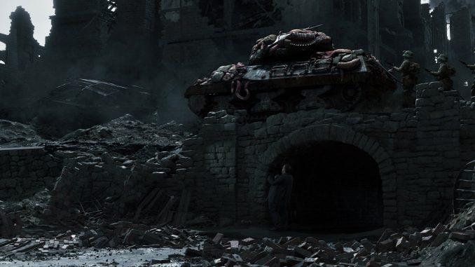 Background teaser #2 de Death Stranding avec le moteur Decima