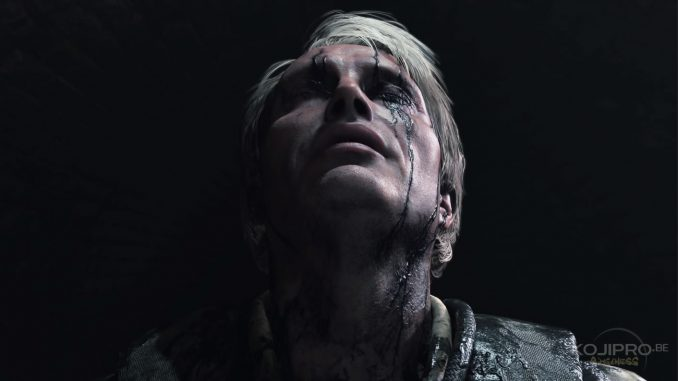Trailer de Death Stranding – The Game Awards 2016 (1er décembre)