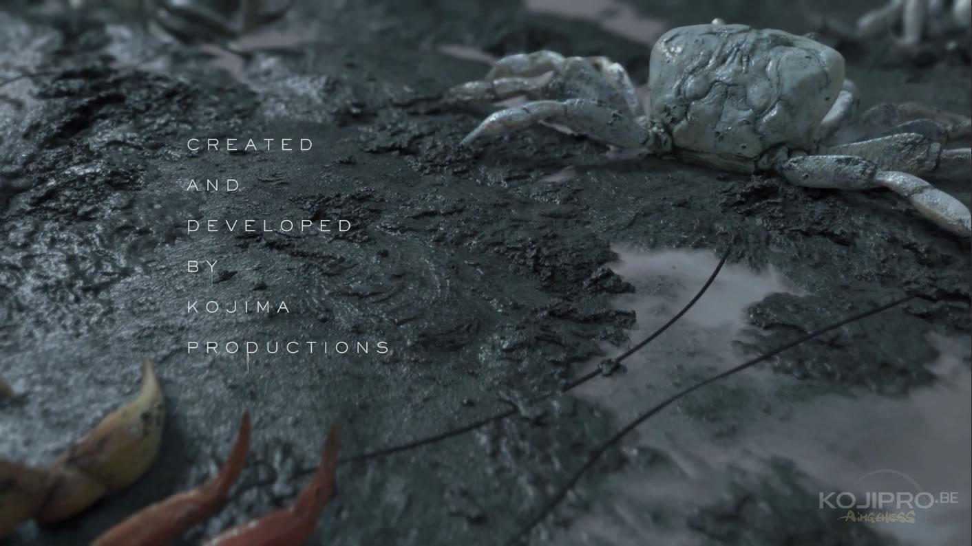 Trailer de Death Stranding – TGA 2016, le 1er décembre 2016
