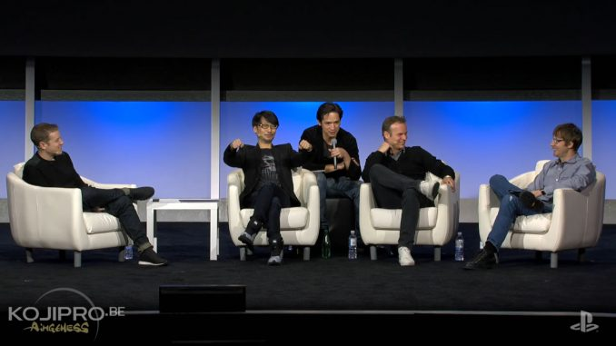 Hideo Kojima dévoile Decima, la collaboration entre Kojima Productions et Guerrilla Games