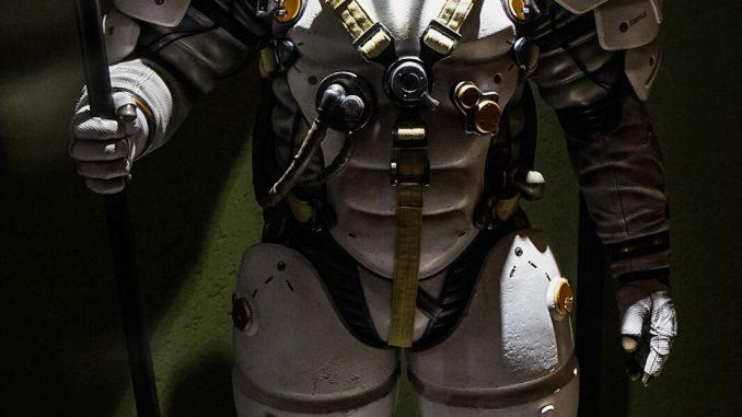 La statuette de Ludens réalisée par Prime 1 Studio (le 7 décembre 2016)