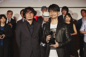 Hideo Kojima récompensé par un Wired Audi Innovation Award (7 décembre 2016)