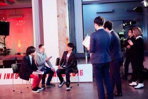 Hideo Kojima lors de la cérémonie Wired Audi Innovation Award (7 décembre 2016)