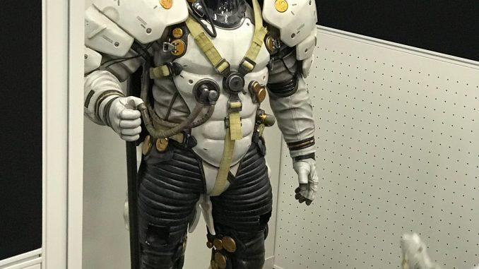 La statuette de Ludens chez Kojima Productions