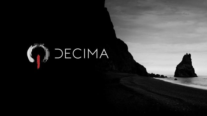 Le logo de Decima, le moteur graphique de Death Stranding