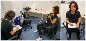 Premier bureau de Kojima Productions – Décembre 2015