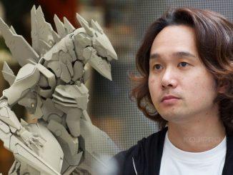 Yoji Shinkawa x Godzilla x Evangelion