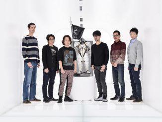 Kojima Productions : James Vance (Producer), Kenji Yano (Scénariste), Yoji Shinkawa (Art Director), Hideo Kojima (Game Creator), Tsukasa Fujiwara (Character Artist) et Takehiro Tachikawa (Technical Artist)
