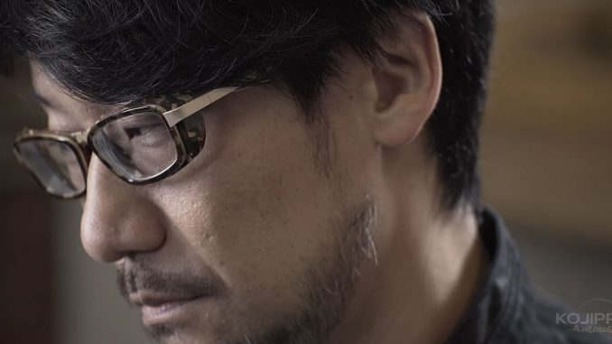 Hideo Kojima partage ses obsessions dans The Game Makers: Inside Story