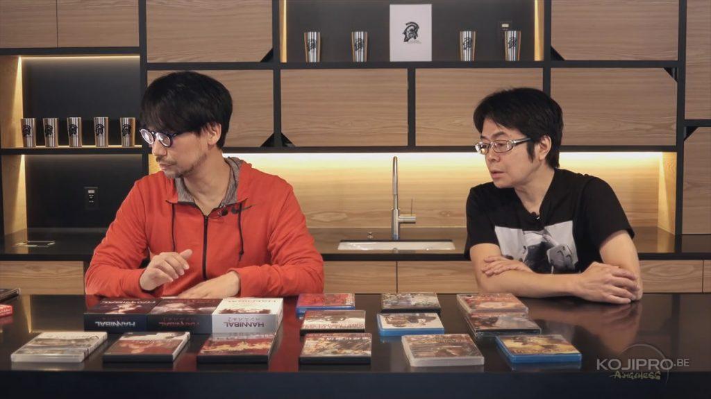 Hideo Kojima et Kenji Yano - HideoTube #6