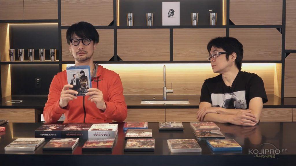 Hideo Kojima et Kenji Yano - HideoTube #6 | « Casino Royale » (2006)