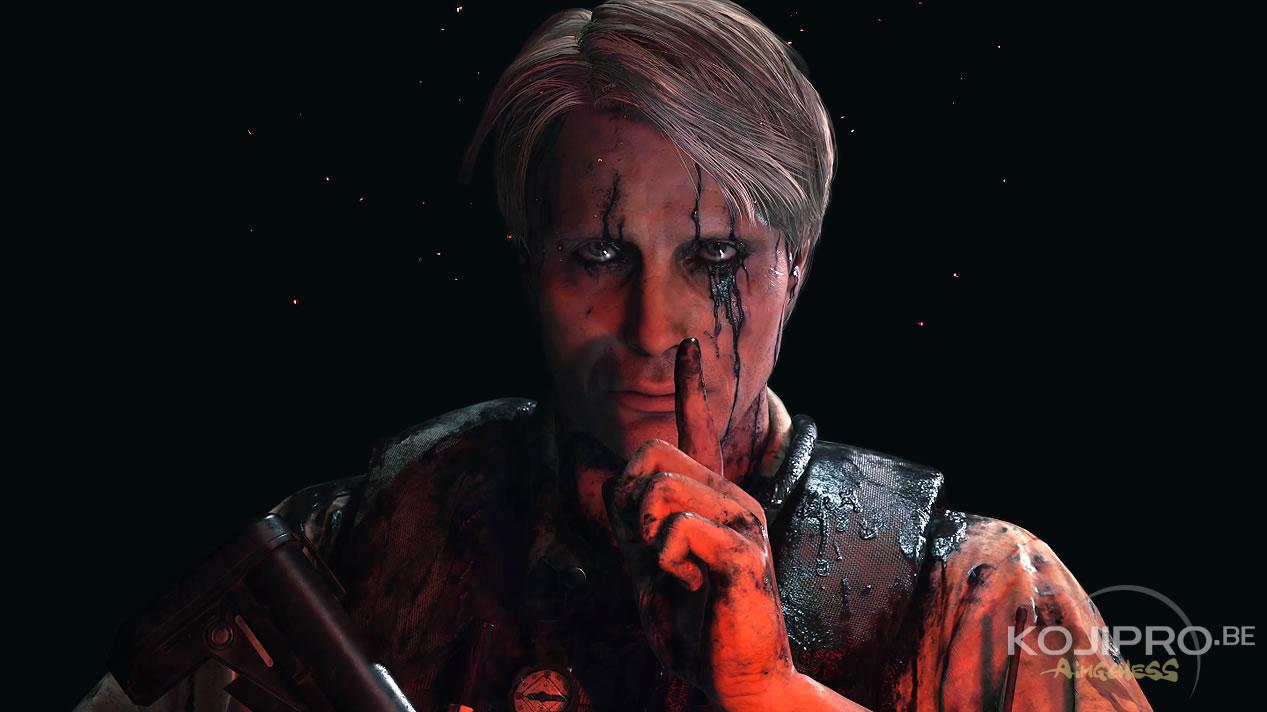 Mads Mikkelsen dans Death Stranding – Trailer The Game Awards 2016