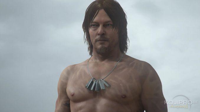 Norman Reedus dans Death Stranding – Trailer E3 2016