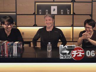 Hideo Kojima, Mads Mikkelsen et Kenji Yano | HideoTube #6, le 25 janvier 2017