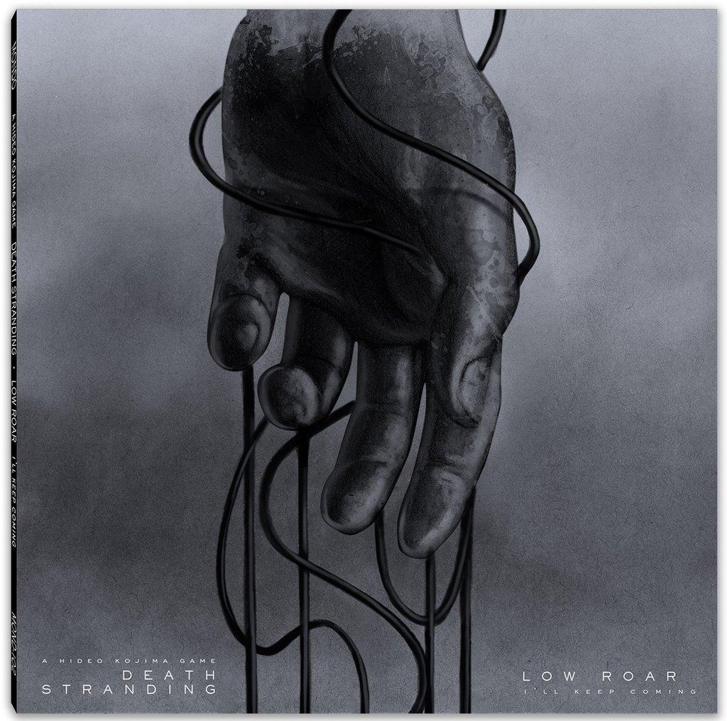 Vinyle de Death Stranding, par Low Roar (2017)