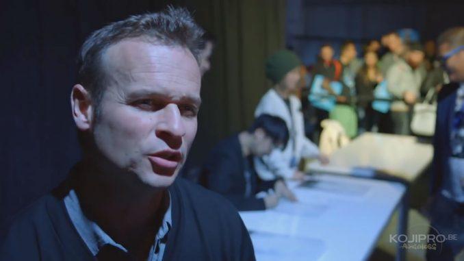 Hermen Hulst - PlayStation Experience, le 3 décembre 2016
