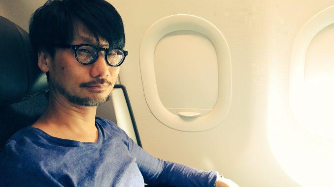 Hideo Kojima, le 30 avril 2017