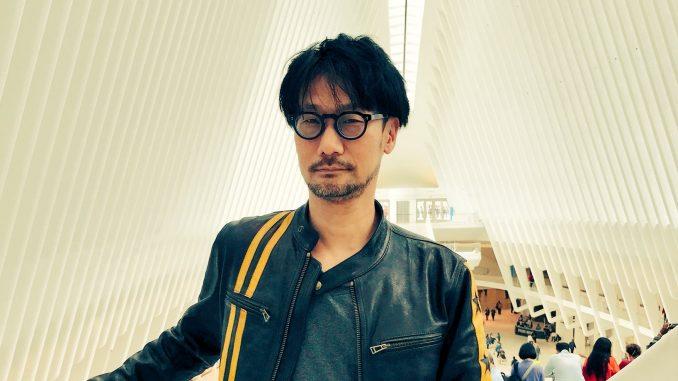 Hideo Kojima à New York pour le Tribeca Games Festival, le 27 avril 2017