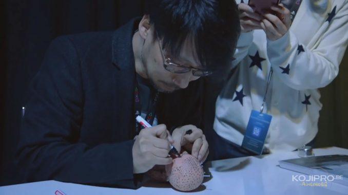 Hideo Kojima - PlayStation Experience, le 3 décembre 2016