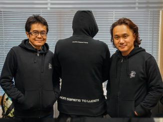 Un hoodie officiel Kojima Productions