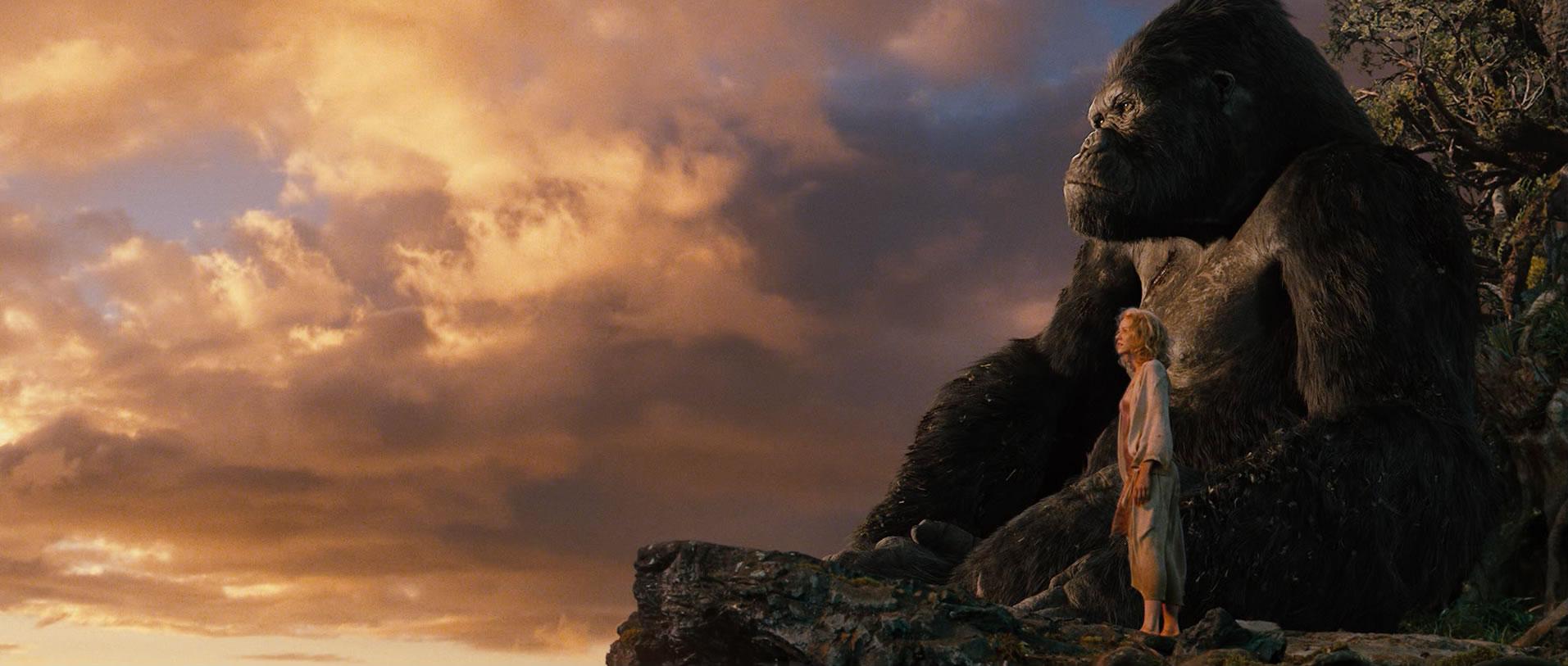 Naomi Watts dans King Kong de Peter Jackson (2005)