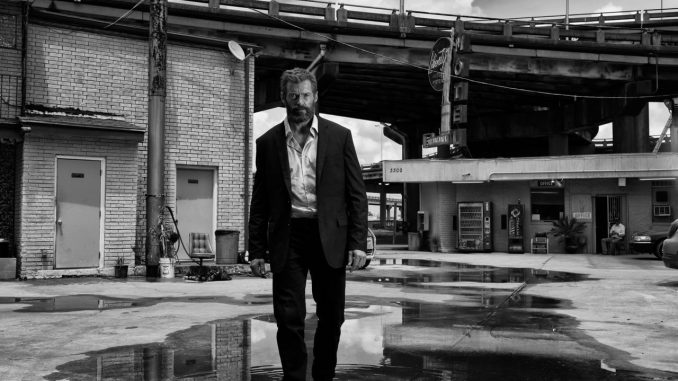 Hugh Jackman dans Logan (2017) de James Mangold