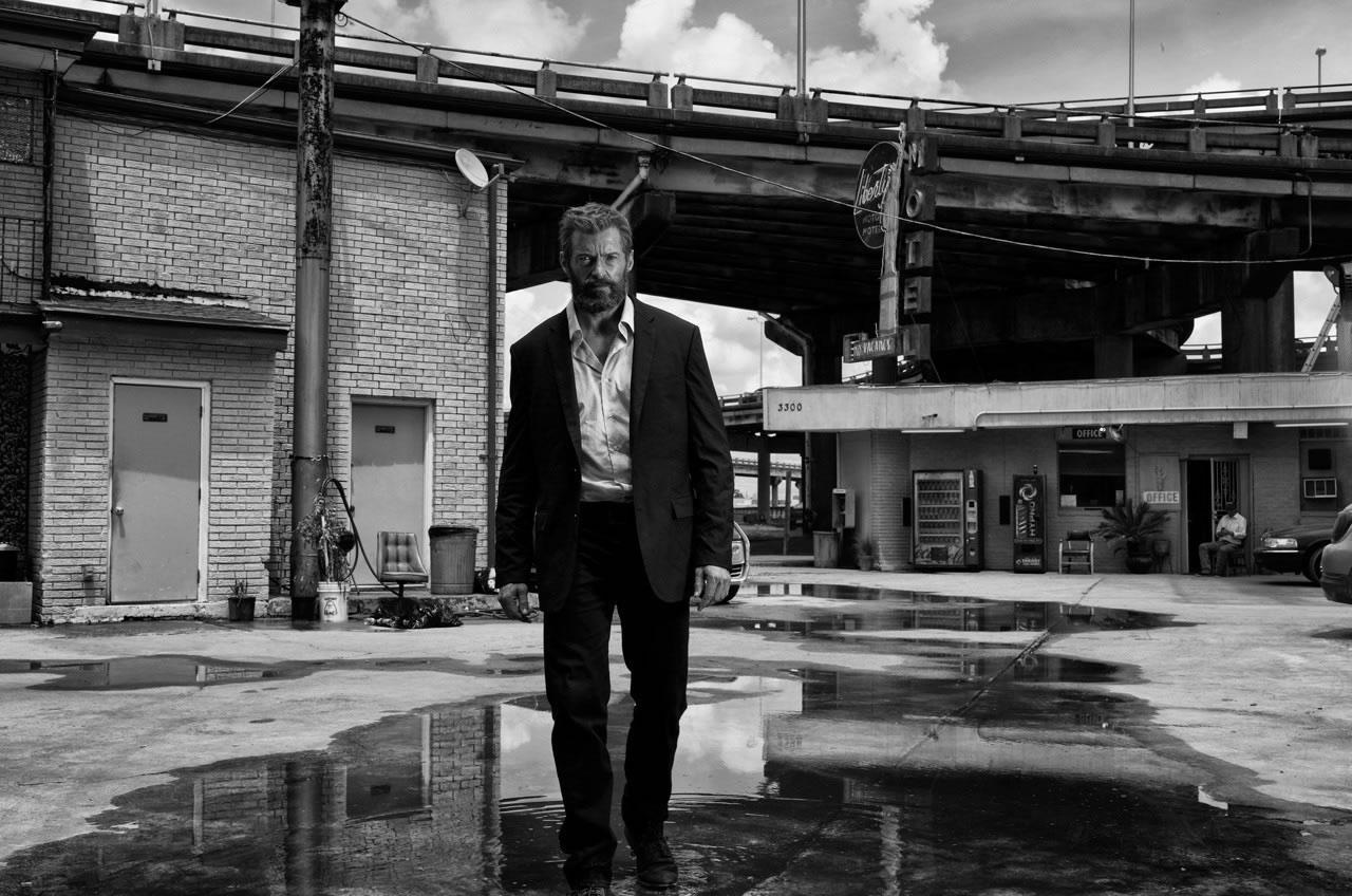 Hugh Jackman dans Logan (2017) de James Mangold