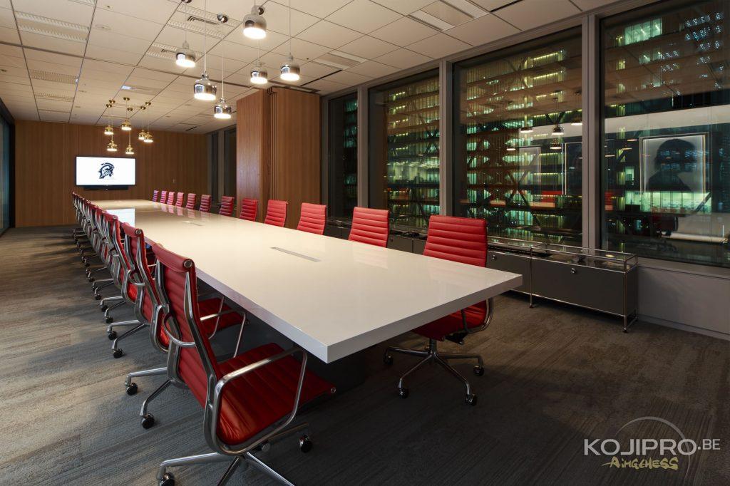 Les bureaux de Kojima Productions