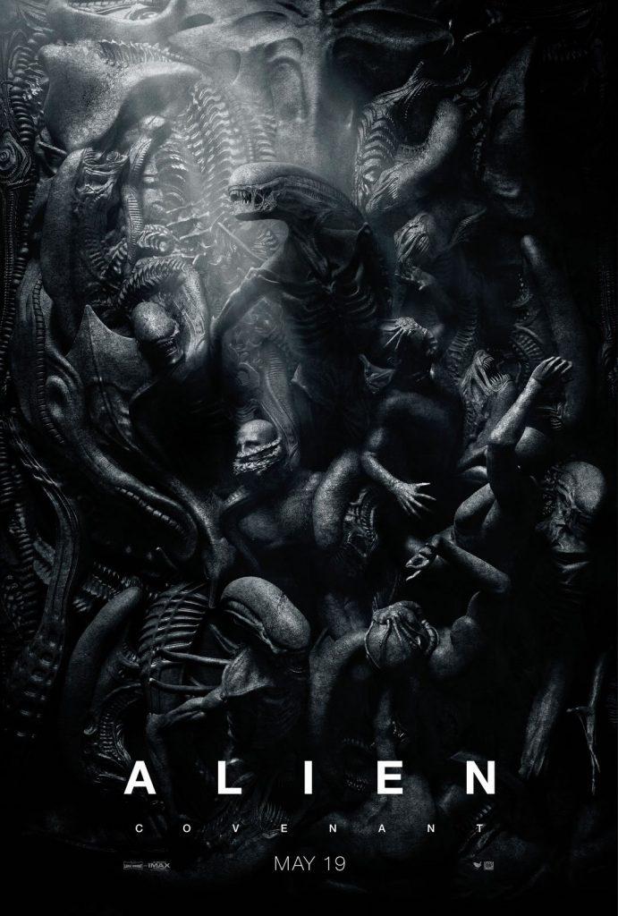 Alien : Covenant (Ridley Scott - 2017)