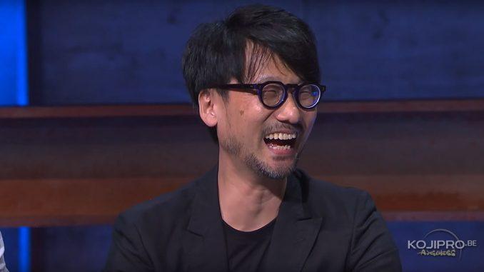 Hideo Kojima : « Les scènes marquantes que je m'apprête à citer ne sont pas forcément issues de bons films ! »