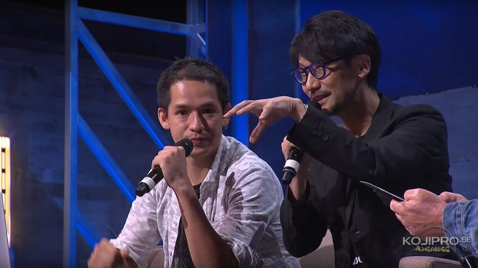 Hideo Kojima : « Il y a trois types de caméras dans Metal Gear Solid ! »