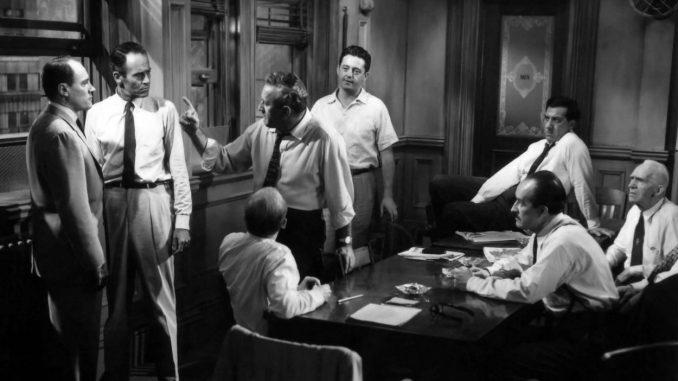 Twelve Angry Men (Douze hommes en colère – 1957)