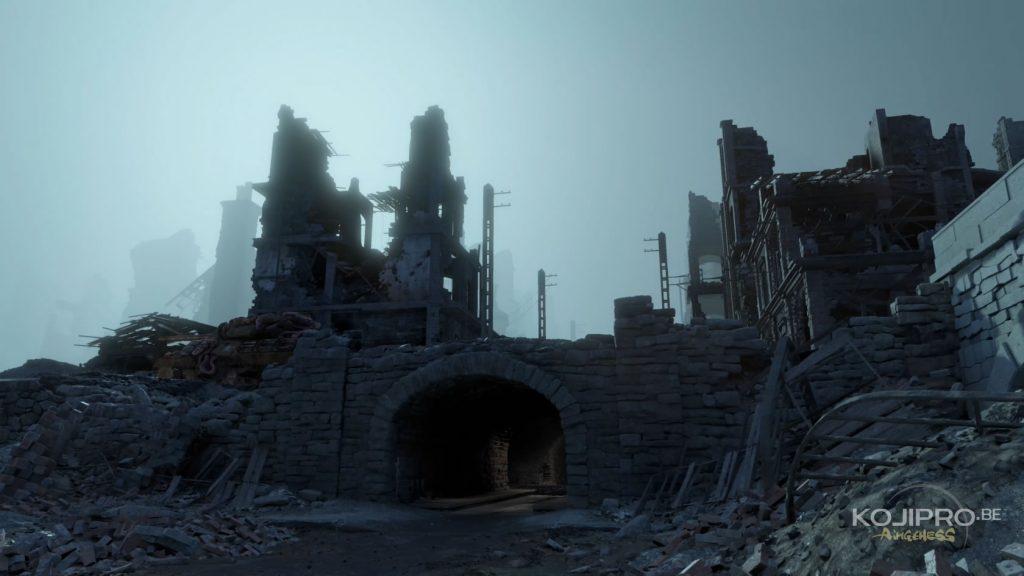 Kojima Productions dévoile un système de brouillard spécialement développé pour Death Stranding, le 31 juillet 2017 (SIGGRAPH 2017)