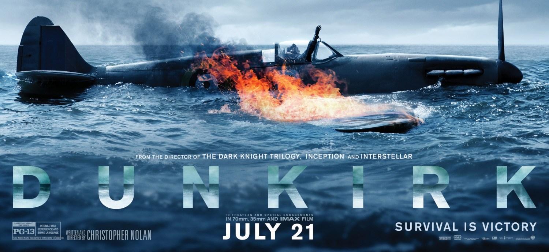 Dunkerque (Dunkirk) de Christopher Nolan (2017)