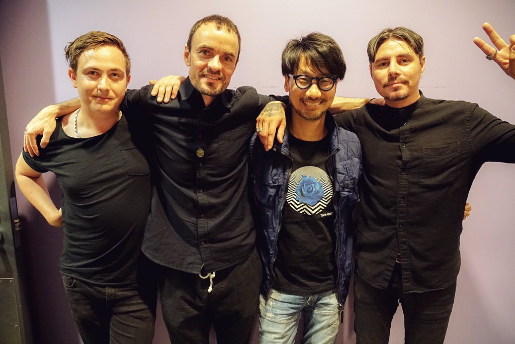 Low Roar et Hideo Kojima, le 14 juin 2017