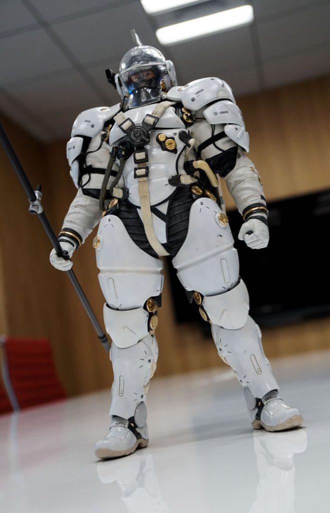 La figurine de Ludens réalisée par Sentinel fascine Yoji Shinkawa