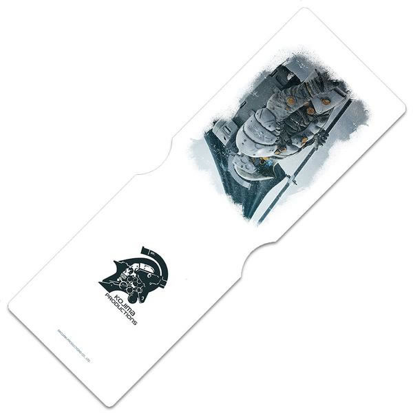 Porte-cartes Kojima Productions