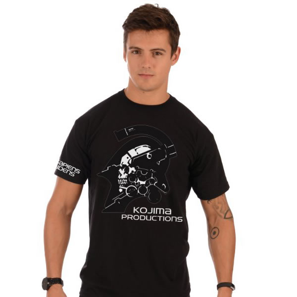 T-shirt Kojima Productions