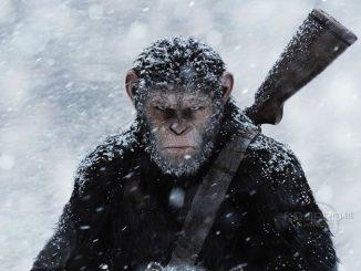Caesar (Andy Serkis) dans La Planète des Singes : Suprématie de Matt Reeves (2017)