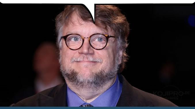 Guillermo del Toro lors de la 9e édition du Festival Lumière à Lyon, le 14 octobre 2017