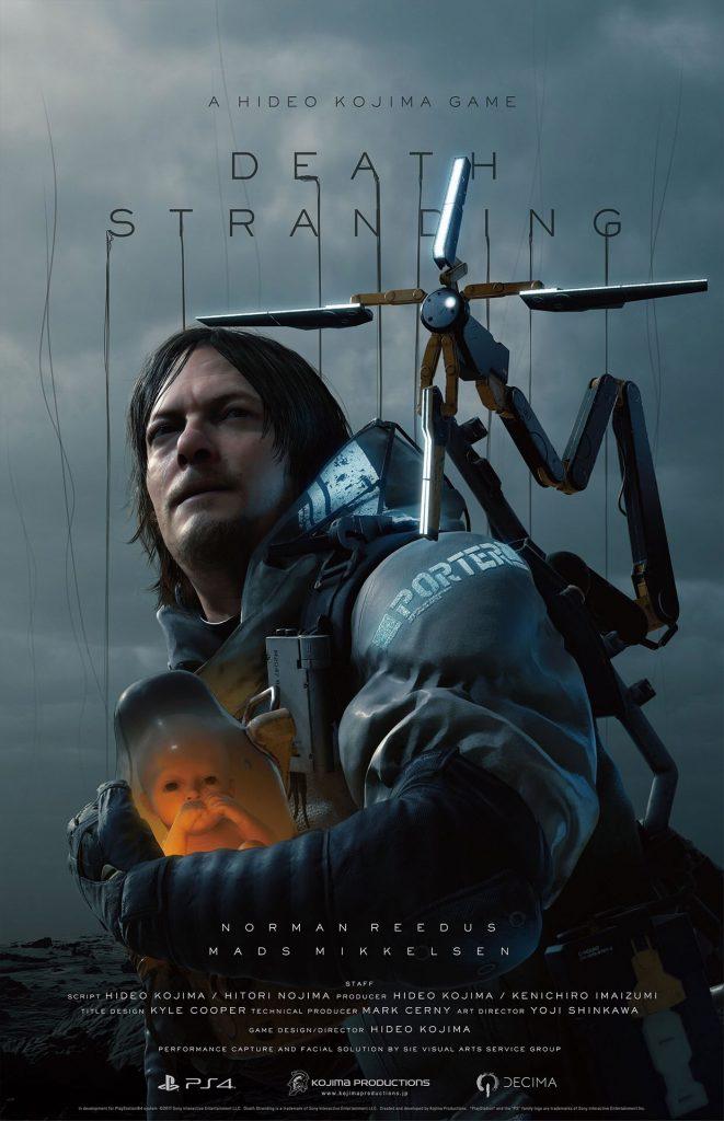 Affiche de Death Stranding – TGA 2017